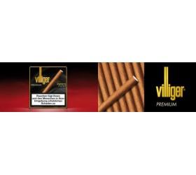 Tigari de foi Villiger Premium No.10 Dark Chocolate Filter