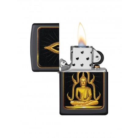 Bricheta Zippo 29836 Buddha Design Enlightenment