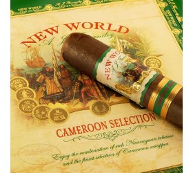 Trabucuri AJ Fernandez New World Cameroon Gordo 20