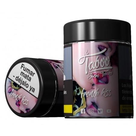 Tutun de narghilea French Kiss Taboo Struguri cu Menta 50g