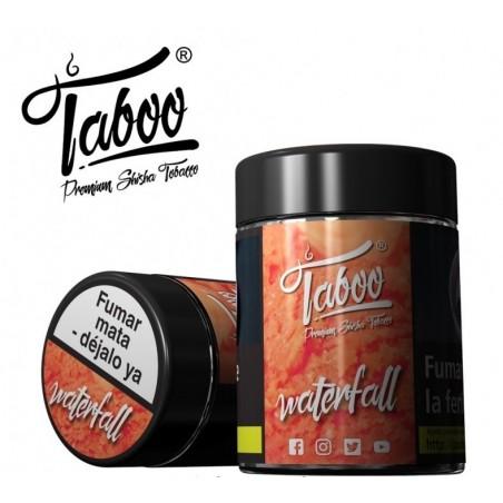Tutun de narghilea Taboo Waterfall Pepene rosu 50g