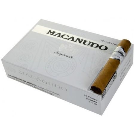 Trabucuri Macanudo Inspirado White Toro 20