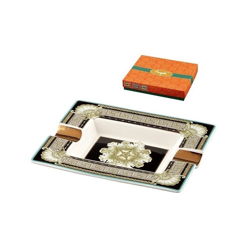 Scrumiera trabucuri Angelo Cigar Floral