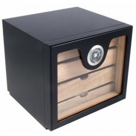 Humidor cabinet Tower Black Angelo 920000