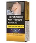Tigari de foi Maya Premium Yellow Filter Vanilie 10