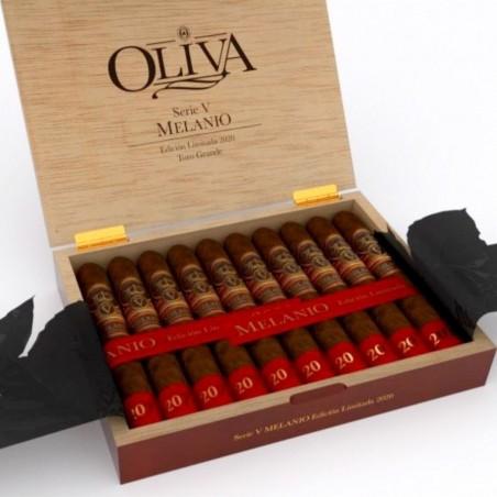 Trabucuri Oliva Serie V Melanio Toro 10 Limited Edition 2020