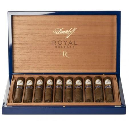 Trabucuri Davidoff Royal Release Robusto Limited Edition 10