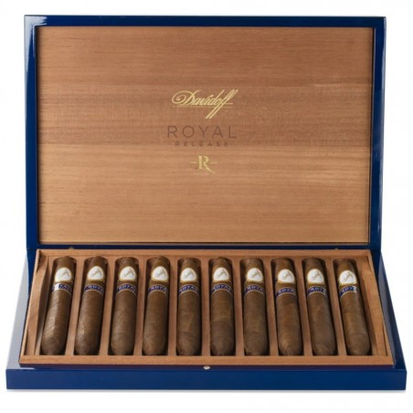 Trabucuri Davidoff Royal Release Salomones Limited Edition 10