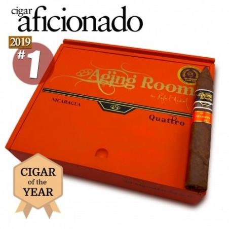 Trabucuri Aging Room Quattro Nicaragua Maestro 20