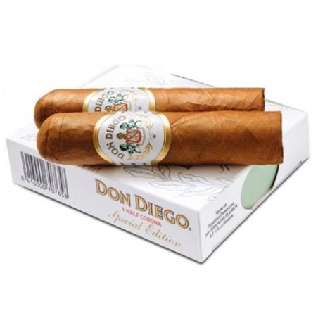 Trabucuri Don Diego Half Corona 4