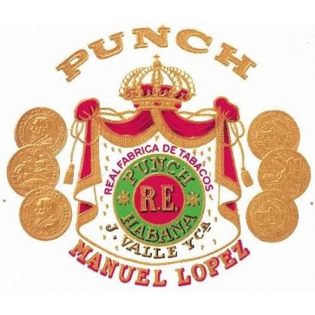 Trabucuri Punch Double Coronas 50 trabucuri