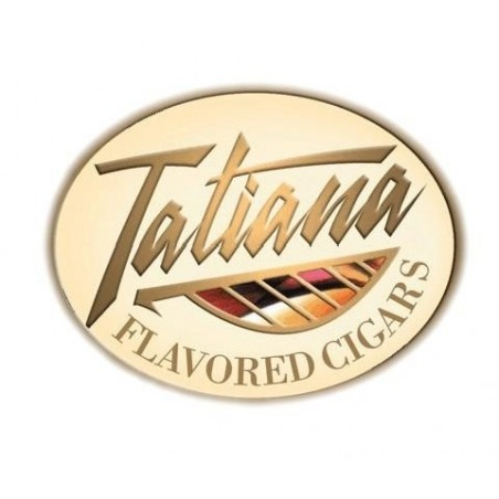 Trabucuri Tatiana Glass Tube Rum 10