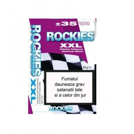 Tutun de rulat tigari Rockies Volume XXL 25g