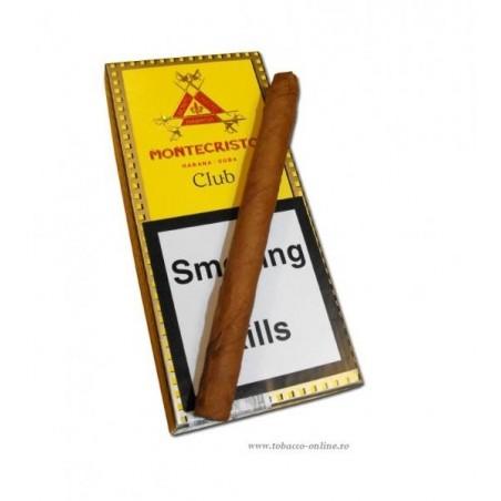 Tigari de foi  Montecristo Club 10 cigarillos