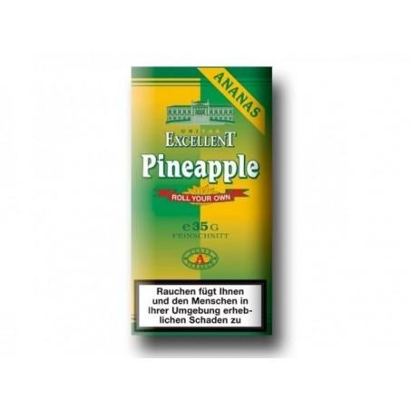 Tutun pentru rulat tigari Excellent Ananas 35 g