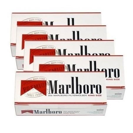 Tuburi pentru tigari Marlboro 200