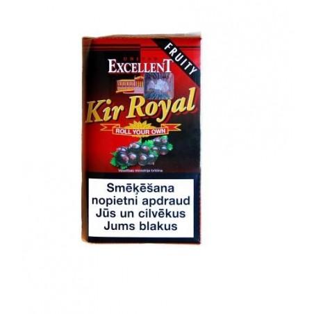 Tutun pentru rulat tigari Excellent Kir Royal 35g
