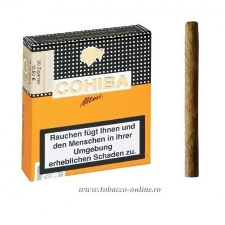 Tigari de foi Cohiba Mini 10 cigarillos