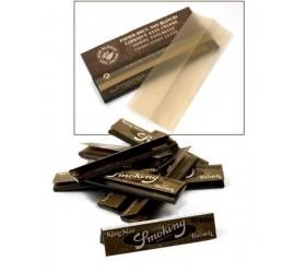 Foite rulat Smoking Regular Brown 70 mm