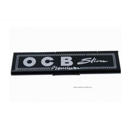 Foite rulat tigari OCB Slim Black 110