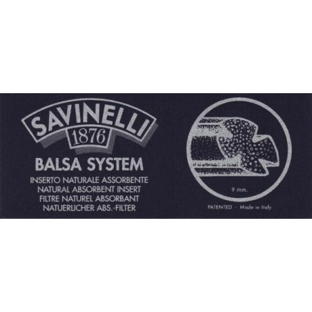 Filtre pentru pipa Balsa Savinelli 15