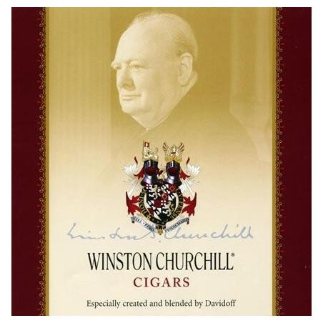 Trabucuri Winston Churchill Chequers 4