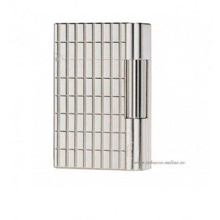 Bricheta S.T. Dupont Gatsby Silver Cut Lines