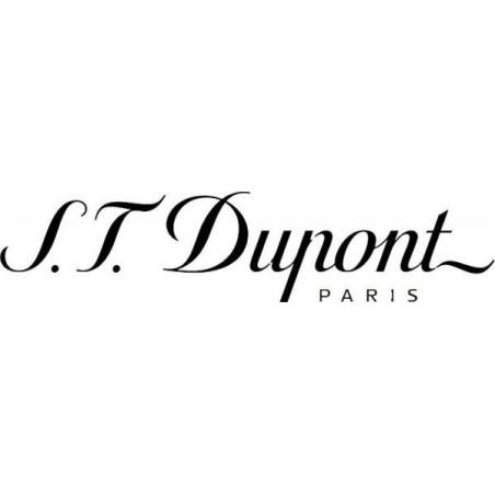 Bricheta S.T. Dupont Ligne 2 Silver Diamond Head