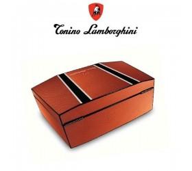 Humidor Tonino Lamborghini Misano Orange
