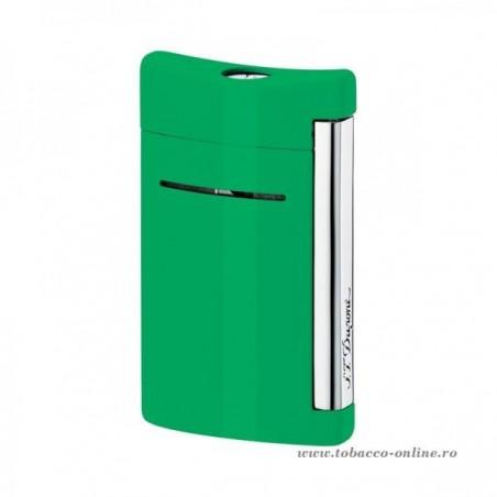 Bricheta S.T. Dupont Minijet Electric Green