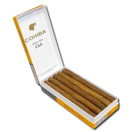 Tigari de foi Cohiba Club 10 cigarillos