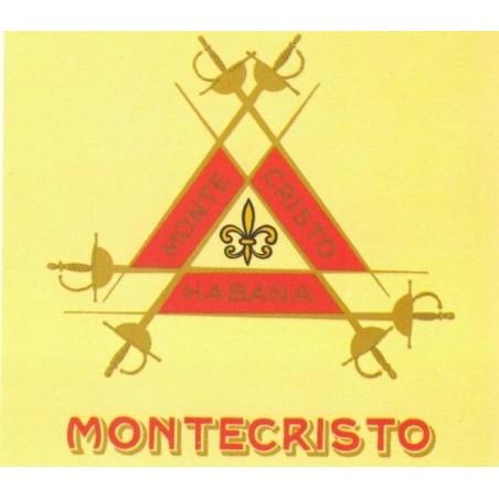 Trabucuri Montecristo No 5 10 trabucuri