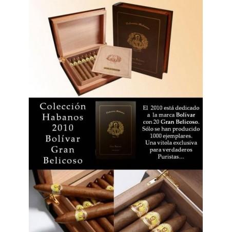 Trabucuri Bolivar Coleccion Bolivar 2010 20 trabucuri