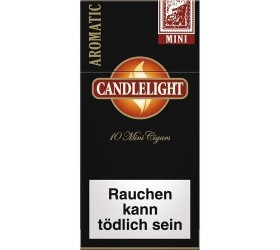 Tigari de foi Candlelight Aromatic filter 10