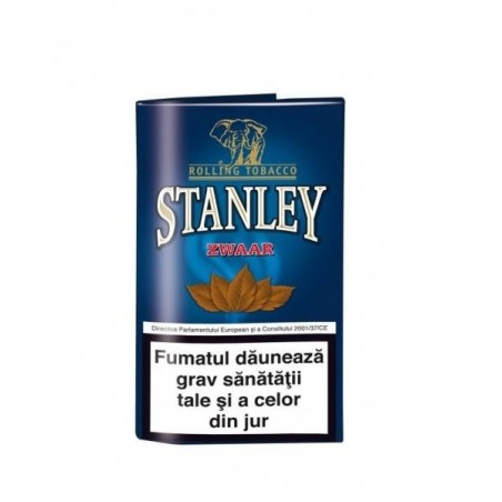 Tutun rulat tigari Stanley Zwaar 35g