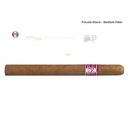 Trabucuri Private Stock Medium Filer Corona 4