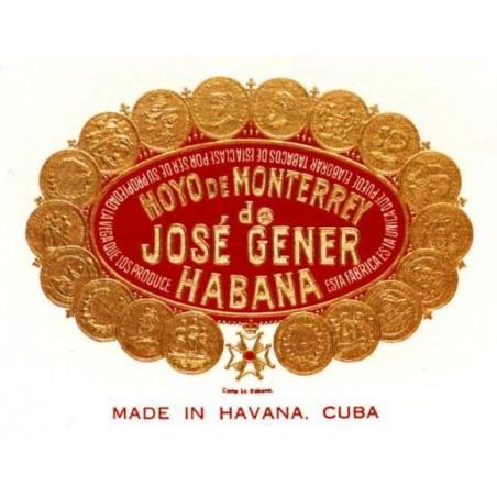 Trabucuri Hoyo de Monterrey Le Hoyo du Prince 25 trabucuri