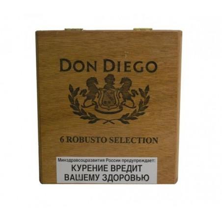 Trabucuri Don Diego Robusto 6 trabucuri