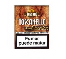 Tigari de foi Toscanello Cioccolato 5