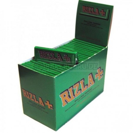 Set foite rulat tigari Rizla Green 70 mm