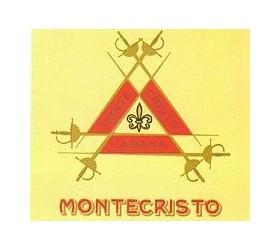 Trabucuri Montecristo Double Edmundo 10