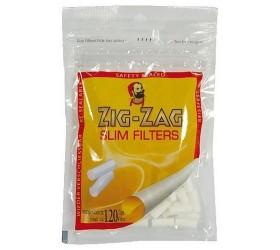 Filtre tigari Zig Zag Slim 120