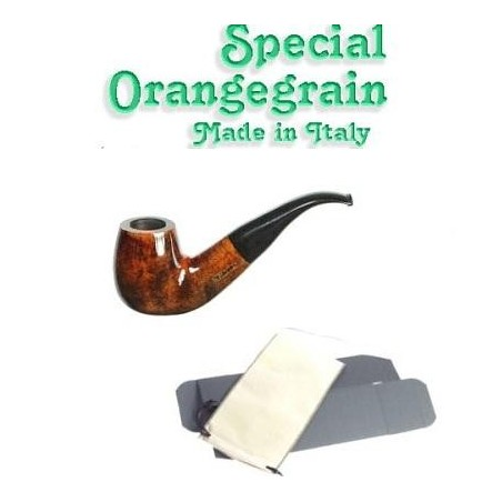 Pipa Lubinski Special Orangegrain 9