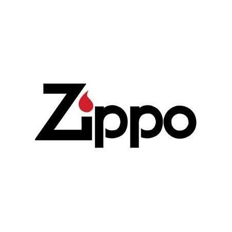 Bricheta Zippo Oriental Abstract Black Ice