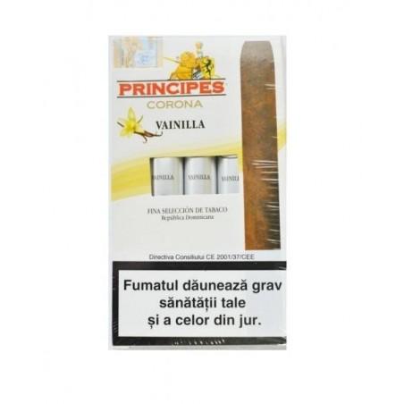 Trabucuri La Aurora Principes Corona Vanilla 5