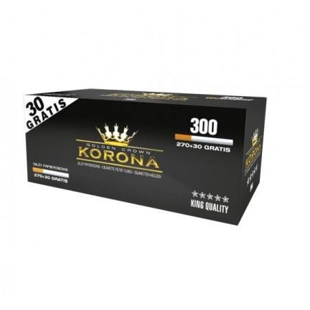 Tuburi injectat tutun Korona 300