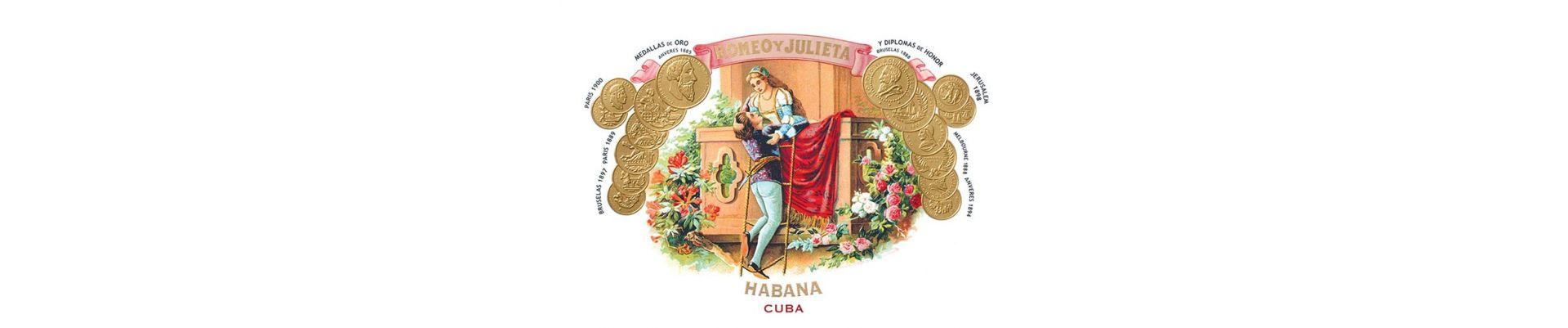 Trabucuri Romeo y Julieta trabucuri cubaneze Romeo y Julieta pret