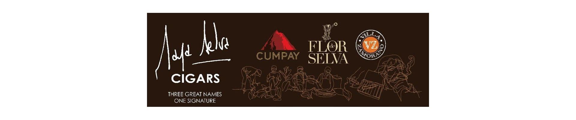 Trabucuri Flor De Selva Honduras trabucuri Churchill Flor De Selva