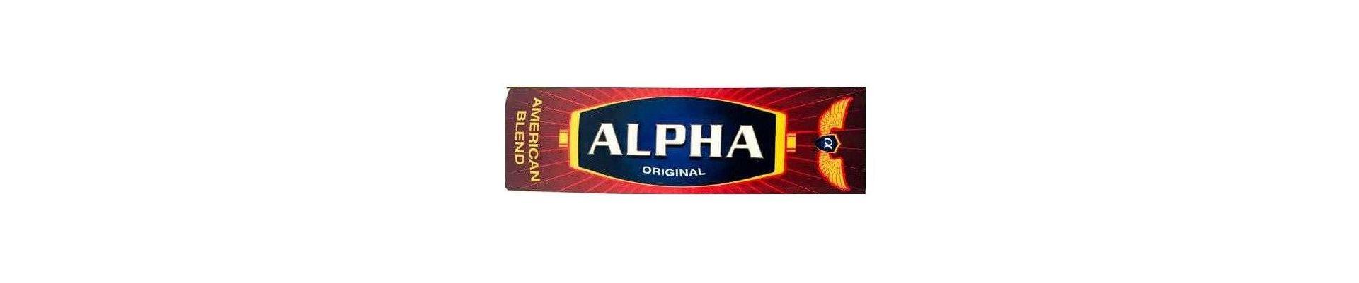 Tutun de injectat tigari Alpha de vanzare.Pret tutun de rulat Alpha
