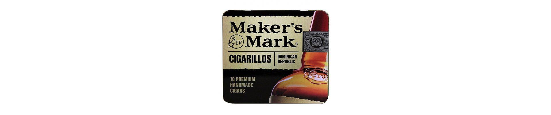 Tigari de foi infuzate cu whisky Makers Mark de vanzare.Pret trabucuri
